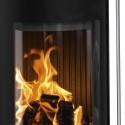 Chambre de combustion recouvert de vermiculite
