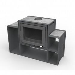 XP68-BOX Modulair'Cube