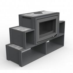 XP78-BOX Modulair'Cube  -...
