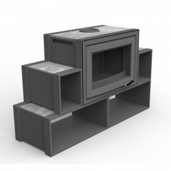XP78-BOX Modulair'Cube
