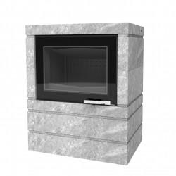 XP68-BOX Ollaire  - poêle à...