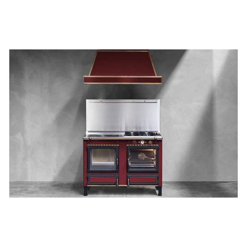 Cuisinière modèle Rustica 120 lge de la marque J.CORRADI