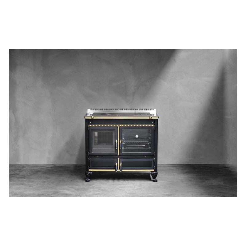 Cuisinière modèle Rustica 100 l de la marque J.CORRADI