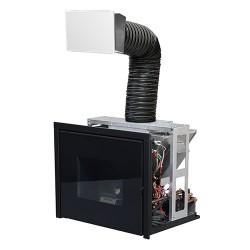insert foyer à pellet hydro modèle vivo 80 de la marque MCZ